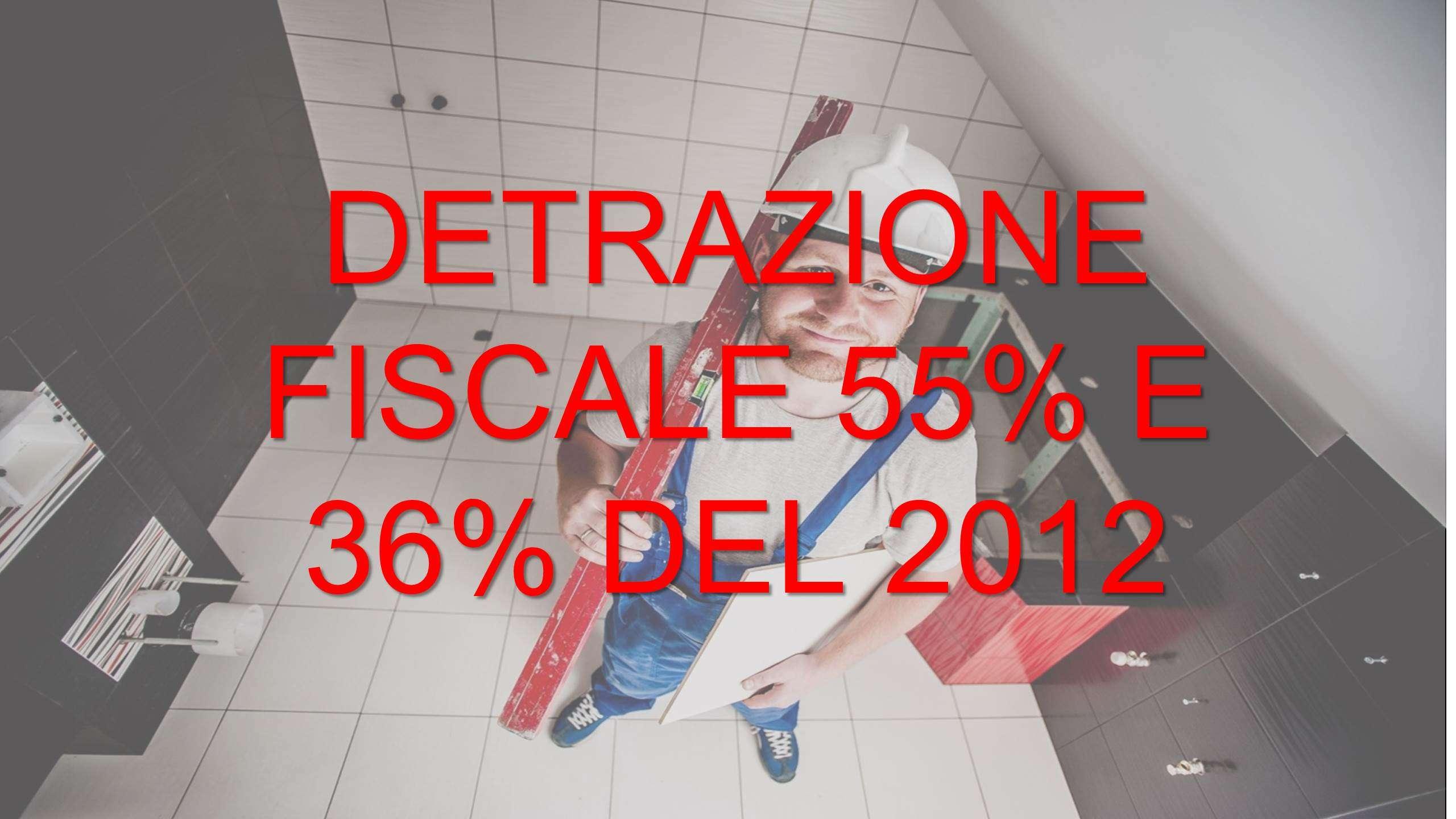 Sostituzione Porte Interne Detrazione detrazioni fiscali 55 2012: le percentuali detrabili