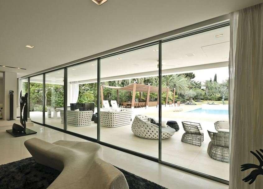 Serramenti in alluminio soluzioni for Finestre e porte moderne