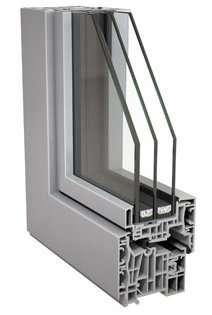 Serramenti con sistemi misti for Uniform sistemi per serramenti
