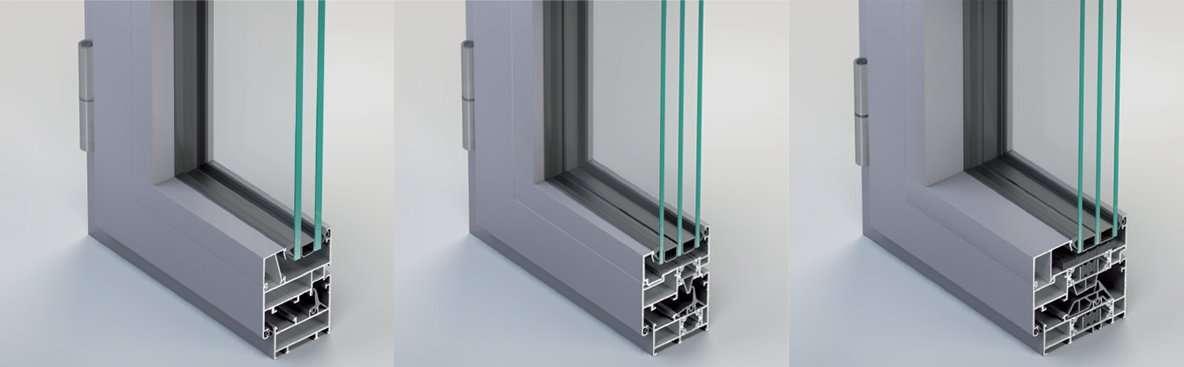 Cambiare colore infissi alluminio good immagine articolo - Costo finestre doppi vetri ...