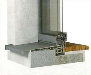 Davanzale passante in marmo - Parapetto finestra ...