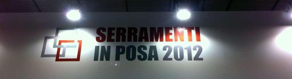 MADEexpo 2012 Posa Serramenti
