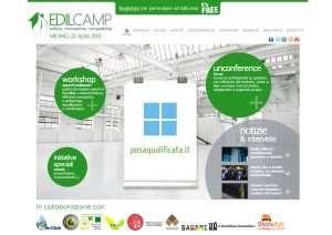 posaqualificata.it a Edilcamp 2013