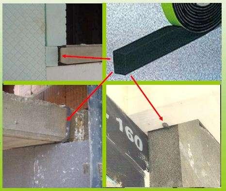 Sistema finestra e cappotto quali accorgimenti - Montaggio finestre pvc senza controtelaio ...