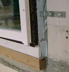 Il corretto posizionamento del serramento pq - Ponte termico finestra ...