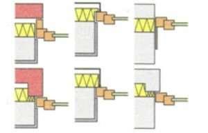 serramento isolamento intercapedine