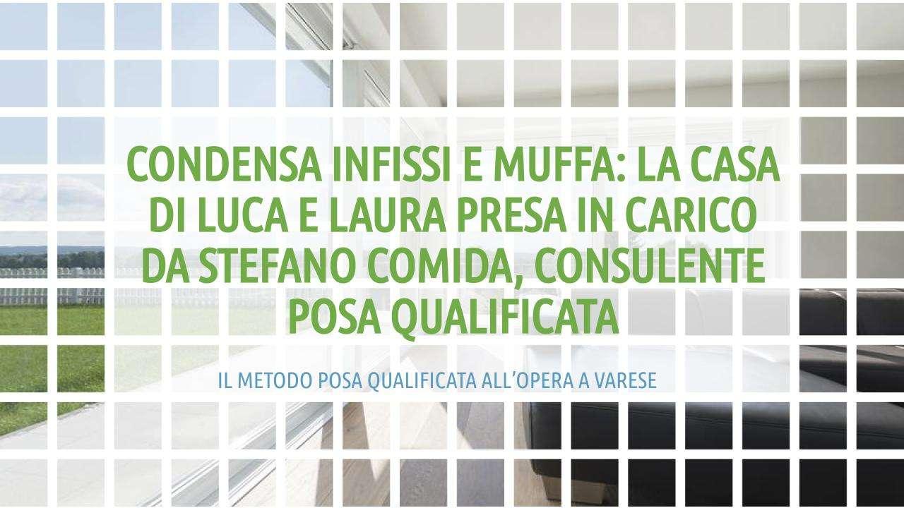"""Muffa Vicino Agli Infissi condensa infissi e muffa: il """"caso"""" risolto con successo da"""