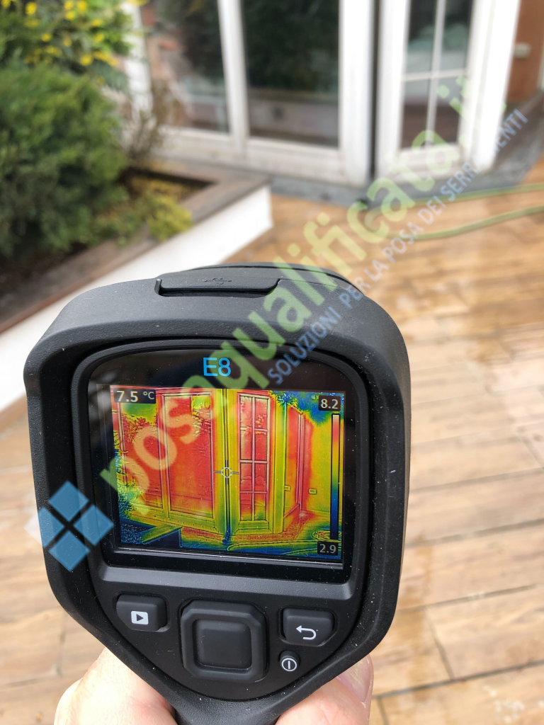 termografia ponti termici