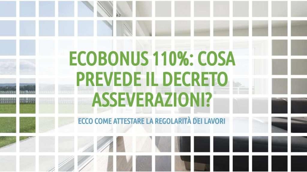 asseverazioni_ecobonus_2020_posaqualificata: titolo dell'articolo in verde e bianco